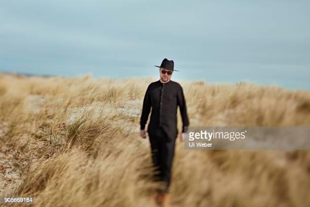 Kolsch aka Rune Reilly Kolsch is photographed for Mixmag magazine on April 6 2017 in Copenhagen Denmark