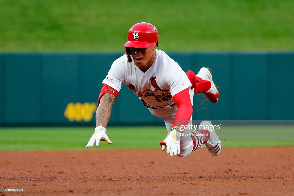 Cincinnati Reds v St Louis Cardinals - Game Two : Fotografía de noticias