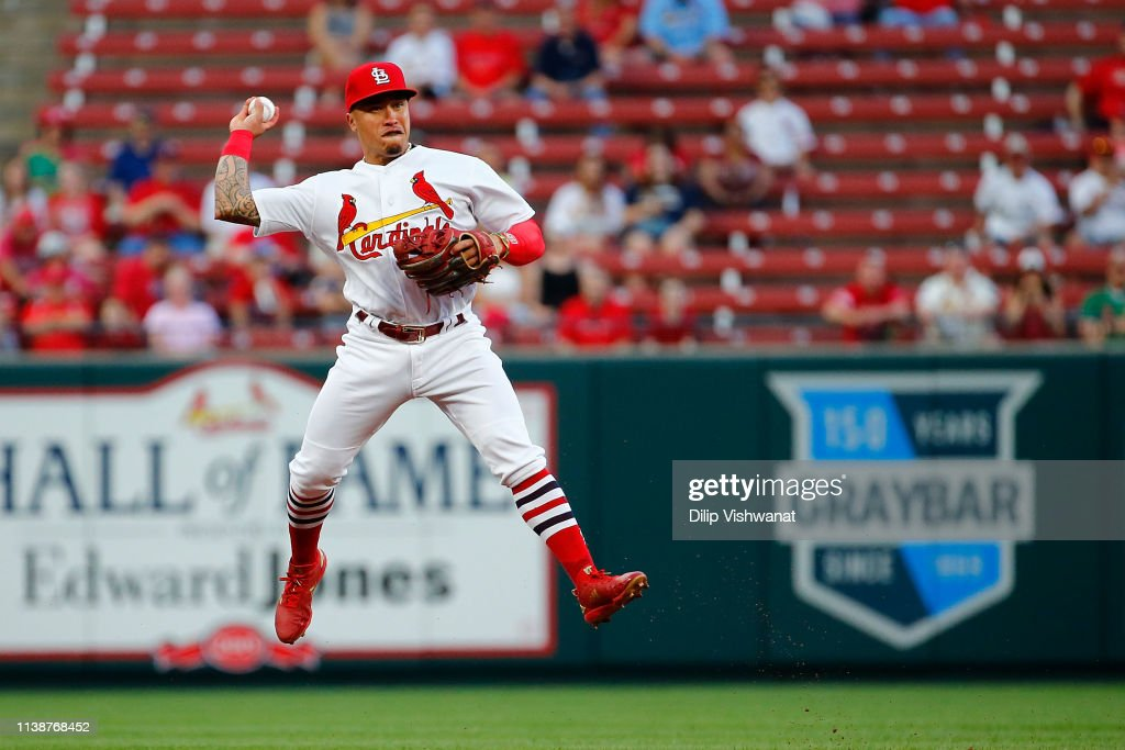 MO: Milwaukee Brewers v St Louis Cardinals