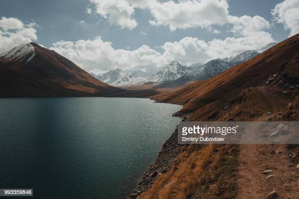 Kol-Ukok Lake, Kyrgyzstan
