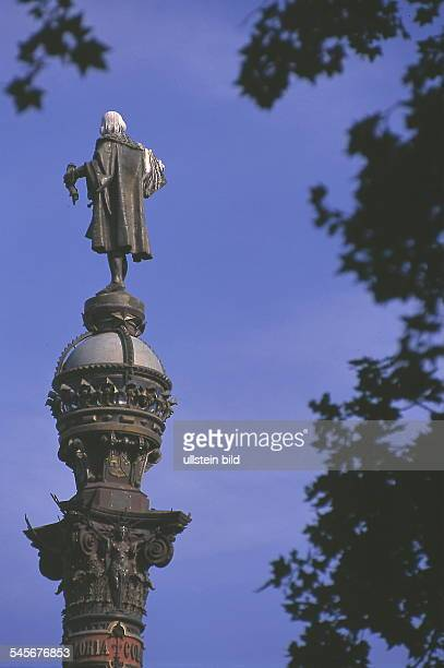 "Kolumbusdenkmal ""Monumento a Colon""- 1999"