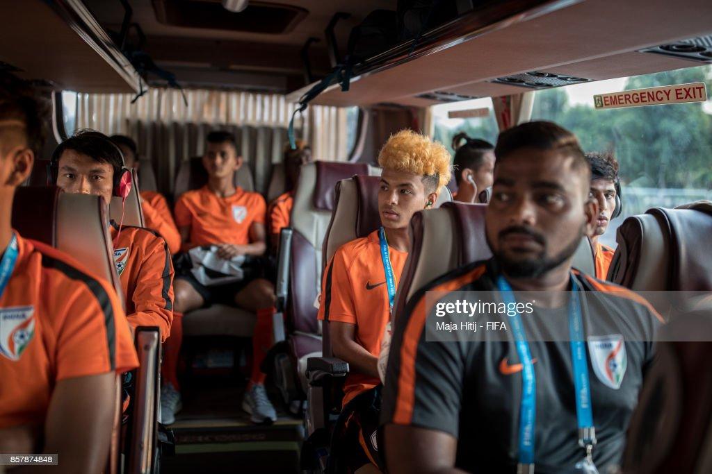 FIFA U-17 World Cup India 2017 - Previews : News Photo