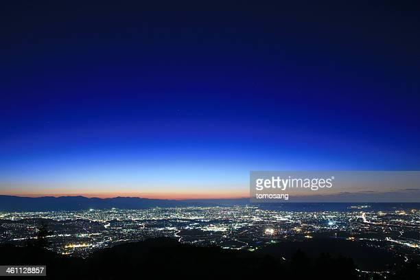 Komenoyama view spot
