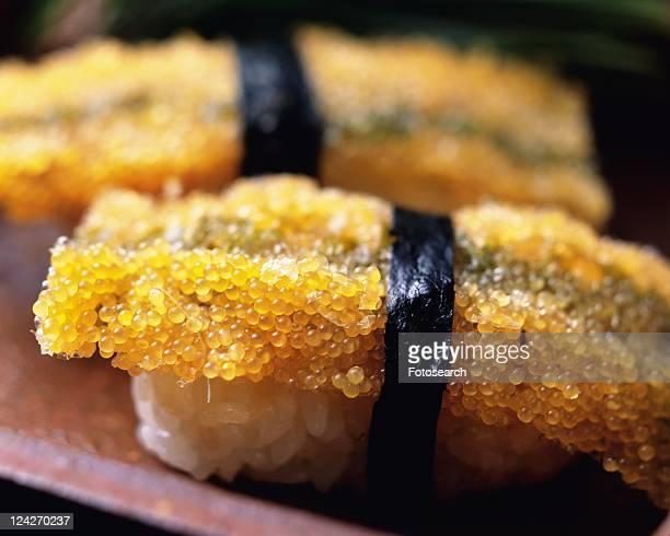 Komochi Konbu, hand-shaped sushi