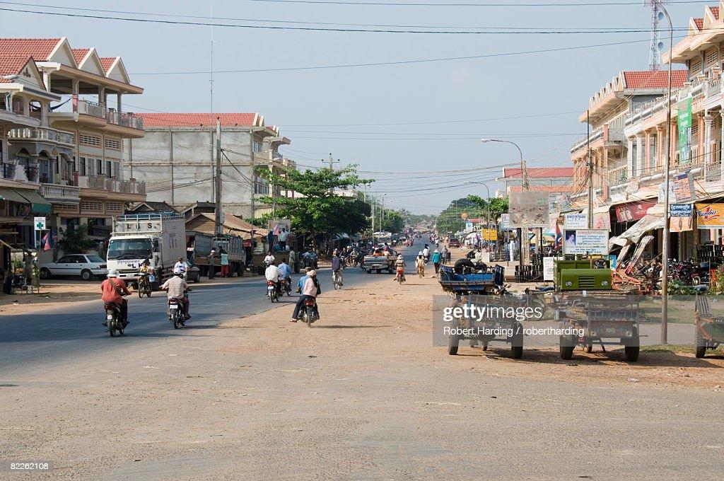 Kompong Thom, Cambodia, Indochina, Southeast Asia, Asia : Stock Photo