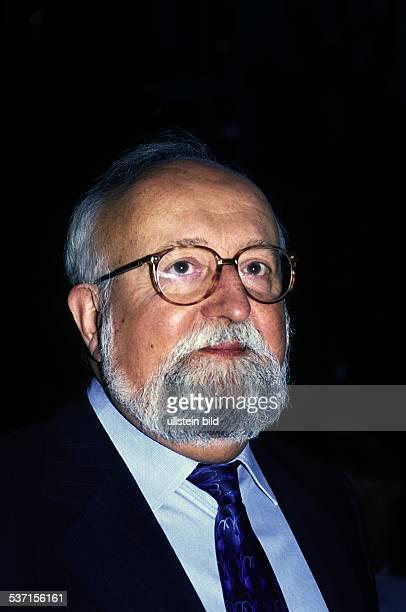 Komponist, Dirigent; Polen, Porträt, - Januar 2000