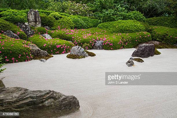 Komyoji Garden is a dry garden sometimes called a Zen garden though this temple is not of the Zen sect of Buddhism It is a popular temple with locals...