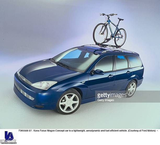 Kona Focus Wagon Concept Car Is A Lightweight Aerodynamic And FuelEfficient Vehicle