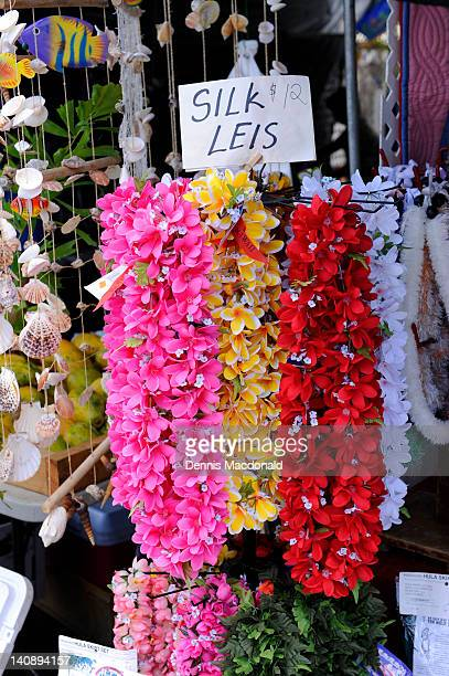 kona hawaii travel destination - lei day hawaii stock pictures, royalty-free photos & images