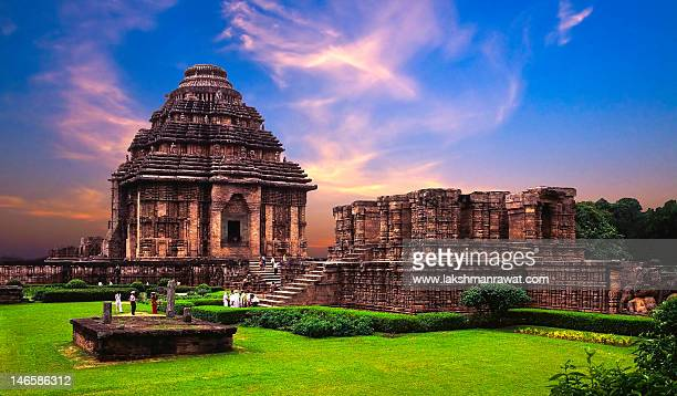 konark temple - odisha - fotografias e filmes do acervo