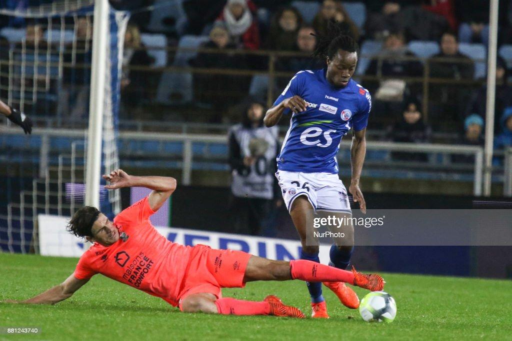 Strasbourg v SM Caen - Ligue 1