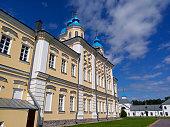 photo konevsky monastery konevets island russia
