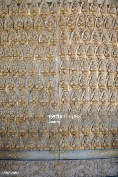 Kong Meng San Phor Kark See Monastery Hall of Amrita Precepts Buddhas Singapore