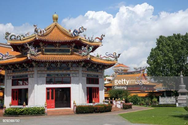 Kong Meng San Phor Kark See Monastery Hall of Amrita Precepts Singapore