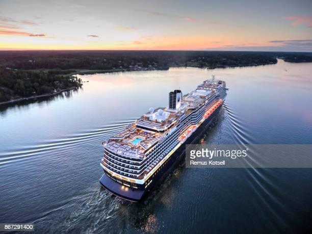 Koningsdam Cruiser Schiff