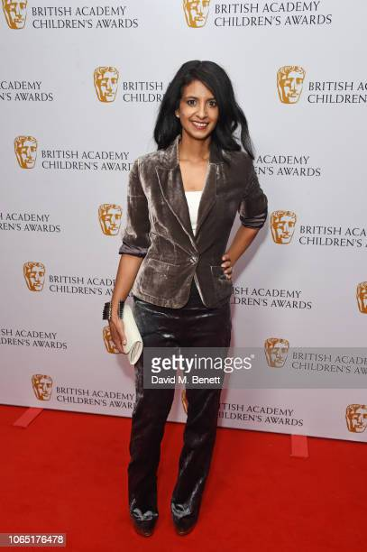 Konnie Huq attends The British Academy Children's Awards 2018 at The Roundhouse on November 25 2018 in London England