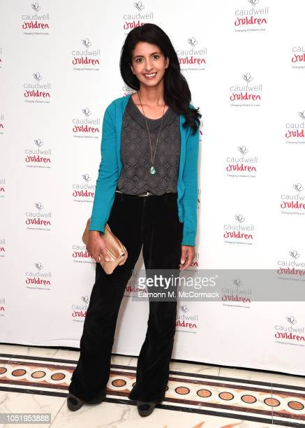 Konnie Huq attends the Caudwell Children London Ladies Lunch held at The Dorchester on October 12 2018 in London England