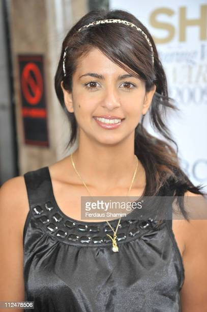 Konnie Huq attends the 'SHE Inspiring Women Awards' at Claridge's Hotel on May 8 2009 in London England