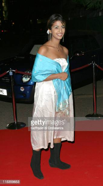 Konnie Huq during Yaksha Yakshi Doorkeepers to the Divine British Red Cross Ball at Red Cross Ball in London Great Britain