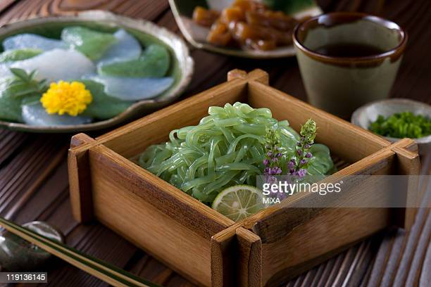 konnyaku-men - konjac stock pictures, royalty-free photos & images