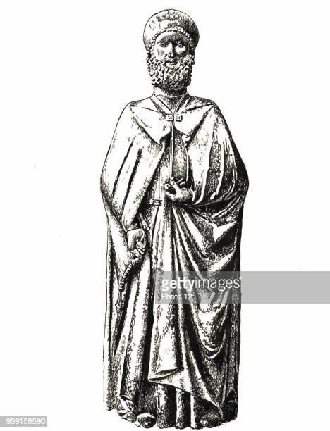 Konrad von Marburg ; Confessor of Saint Elizabeth of Thuringia and papal inquisitor.