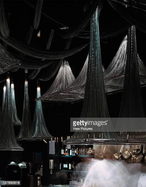 Konstam Restaurant London United Kingdom Architect Thomas Heatherwick Studio Interior View