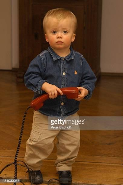 Konstantin Kerst Homestory Geburtstag von A l e x a n d e r K e r s t München Schauspieler Buch Kinderbuch Bücher Familie vorlesen Promis Prominenter...
