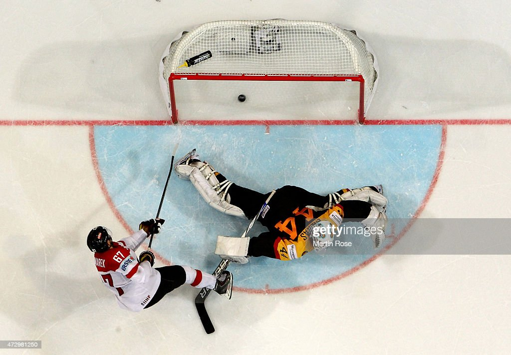 Germany v Austria - 2015 IIHF Ice Hockey World Championship