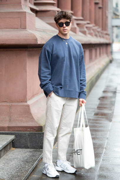 DEU: Street Style - Cologne - May, 2021