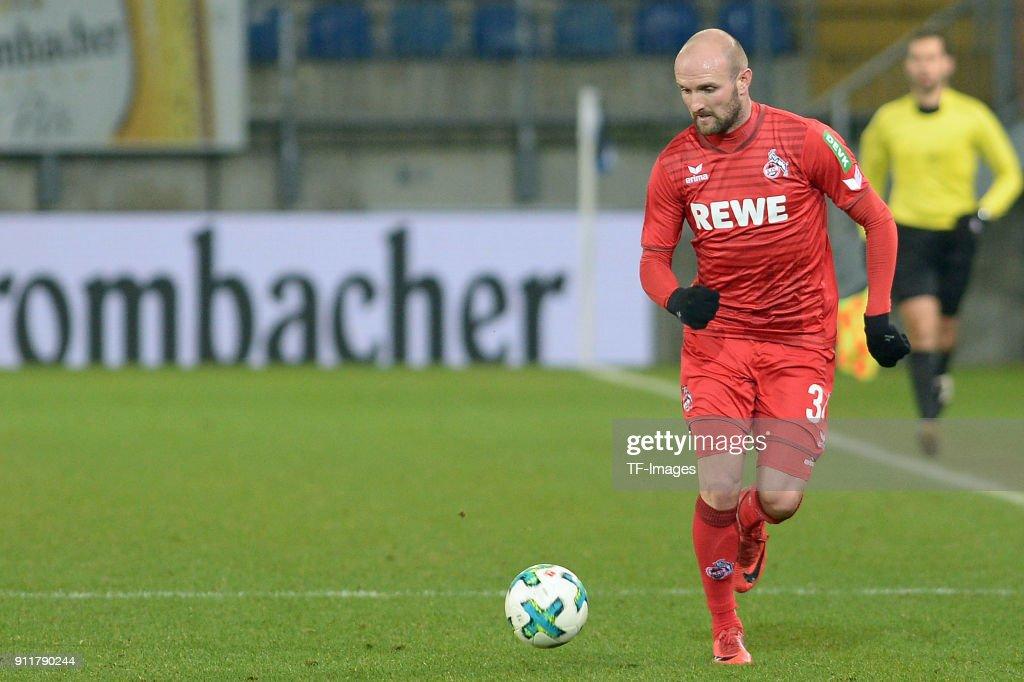 Arminia Bielefeld v 1.FC Koeln - H-Hotels.com Wintercup : News Photo