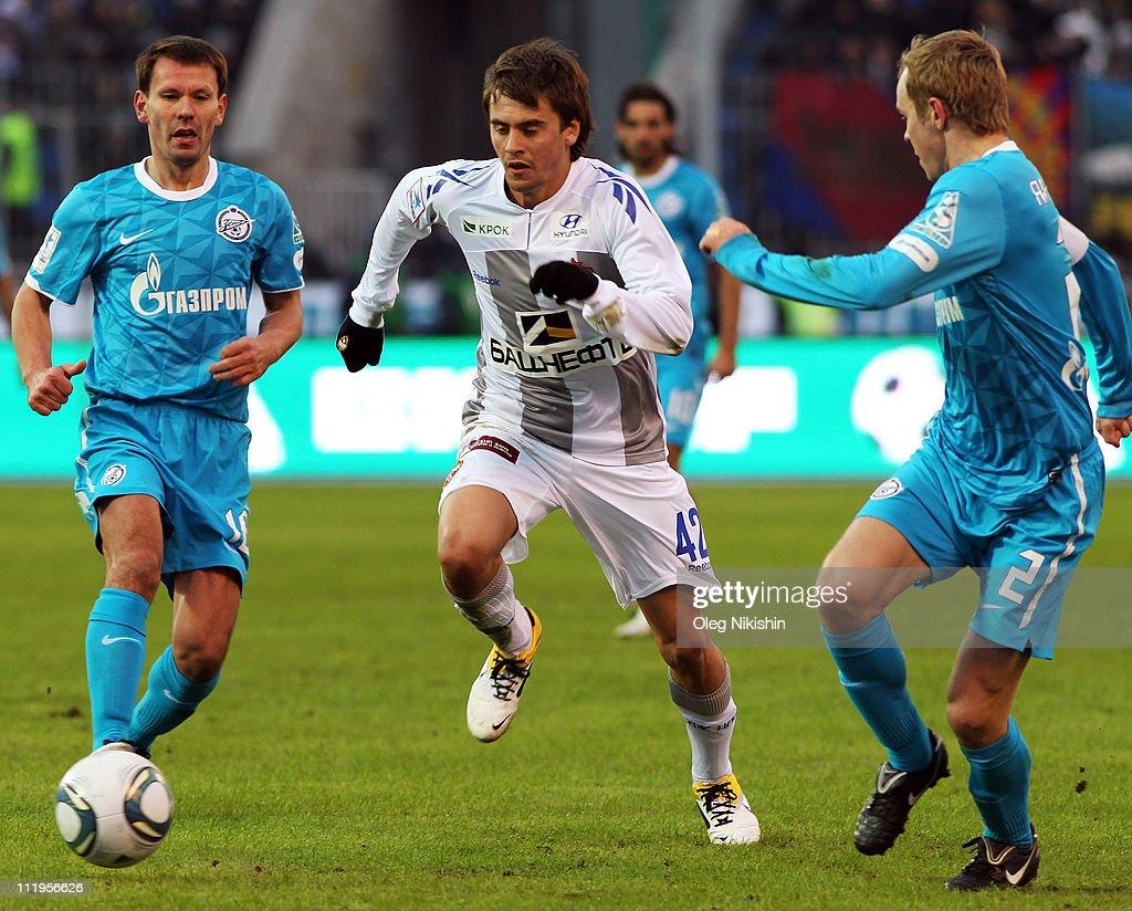 FC Zenit St Petersburg v PFC CSKA Moscow - Premier League