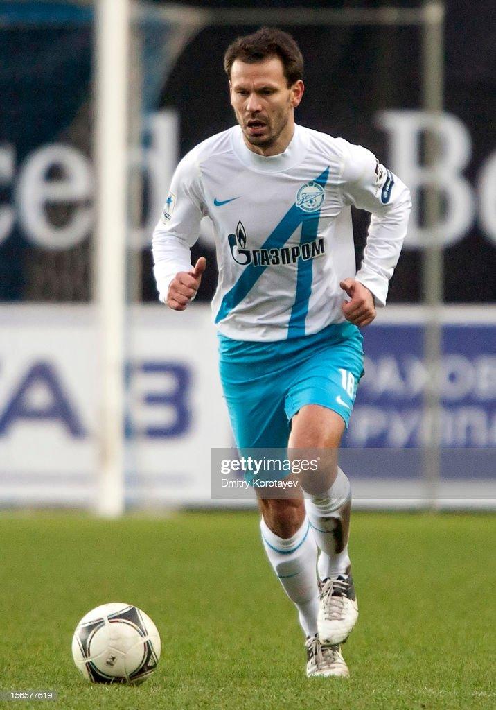 FC Dynamo Moscow v FC Zenit St. Petersburg - Russian Premier League