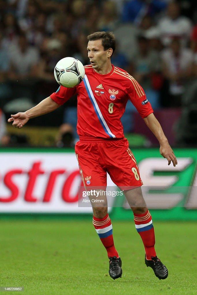 Poland v Russia - Group A: UEFA EURO 2012