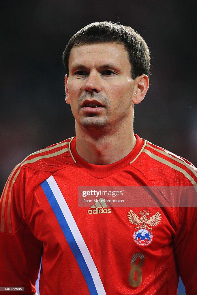 Euro 2012 - Russia Headshots