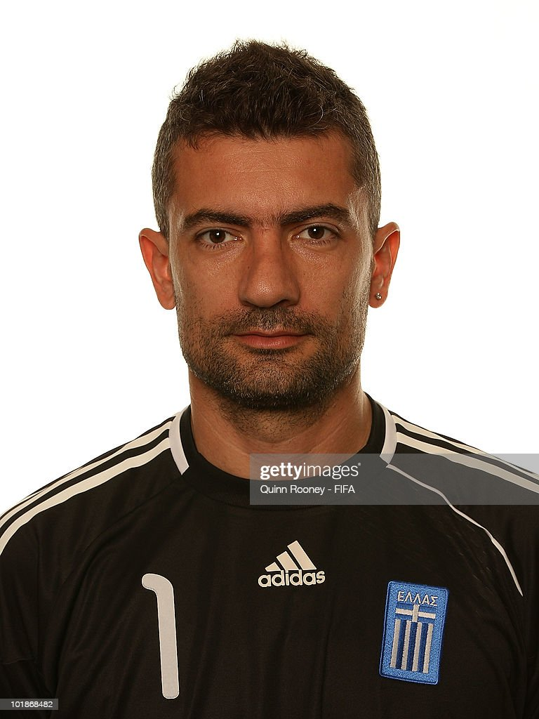 Greece Portraits - 2010 FIFA World Cup : News Photo