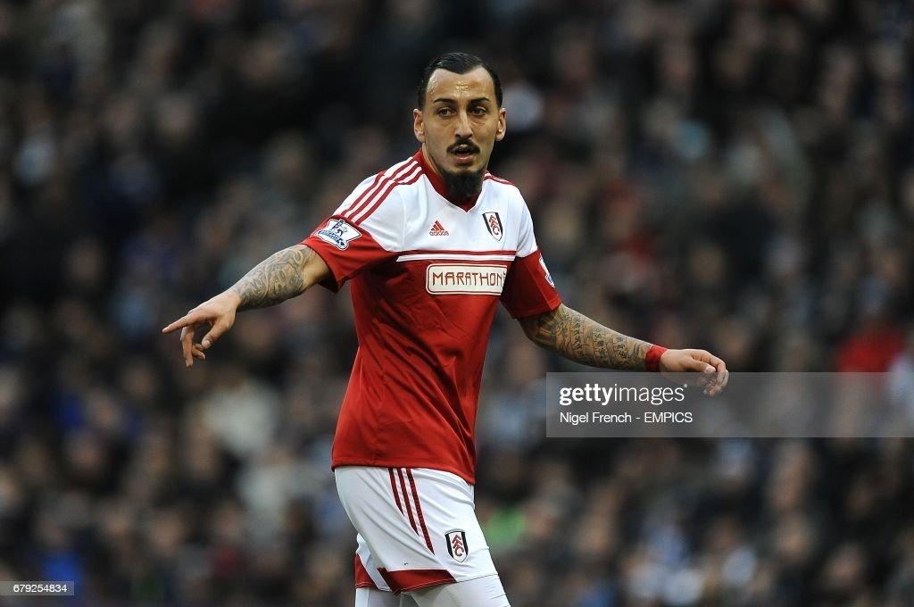 Soccer - Barclays Premier League - West Bromwich Albion v Fulham - The Hawthorns : News Photo