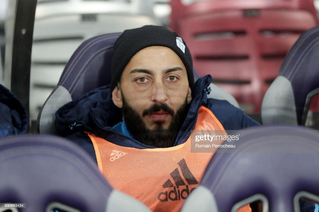 Toulouse v Olympique Marseille - Ligue 1 : News Photo