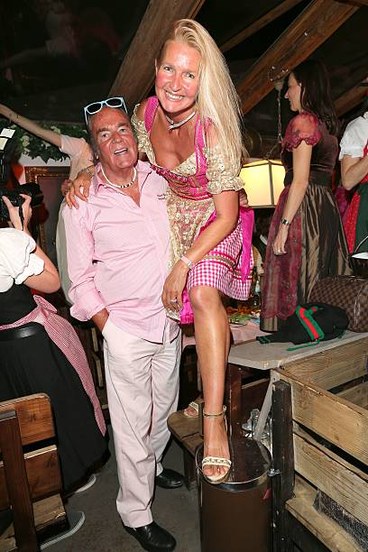 celebrities at oktoberfest 2015 day 15 photos and images getty images. Black Bedroom Furniture Sets. Home Design Ideas