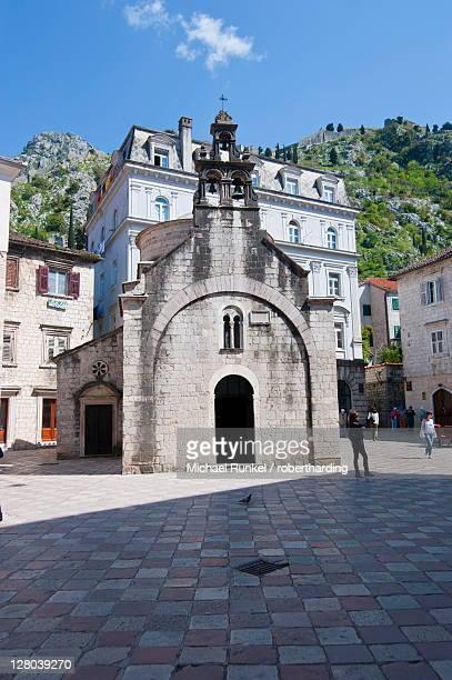 kontor, unesco world heritage site, montenegro, europe - kontor stock pictures, royalty-free photos & images