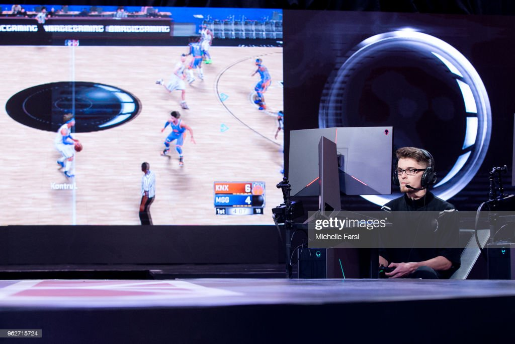Magic Gaming v Knicks Gaming