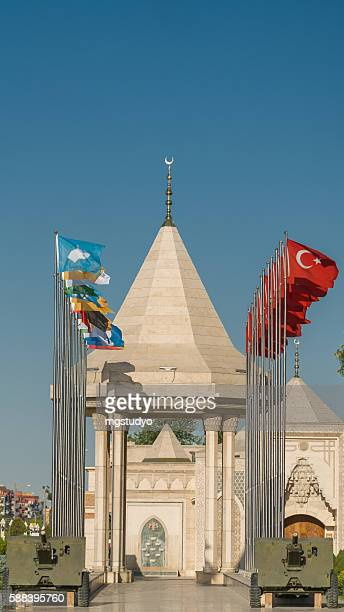 konya martyrs cemetery - human heart beating stock pictures, royalty-free photos & images