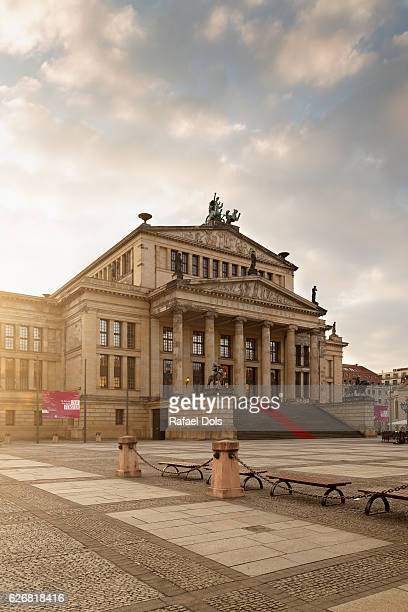 konzerthaus, berlin, germany - konzerthaus berlin stock pictures, royalty-free photos & images