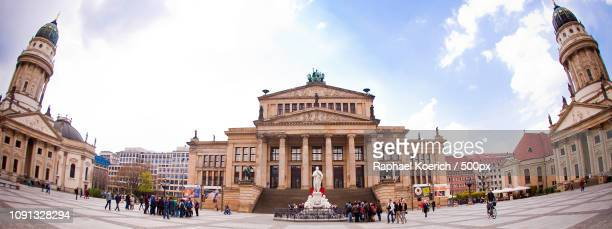 konzerthaus berlin - konzerthaus berlin stock pictures, royalty-free photos & images