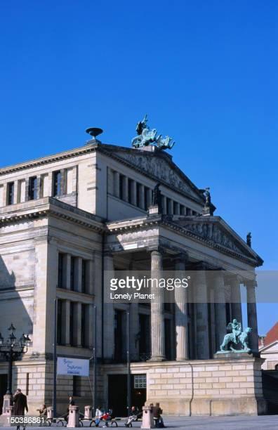 Konzerthaus, Gendarmenmarkt Square, Mitte.