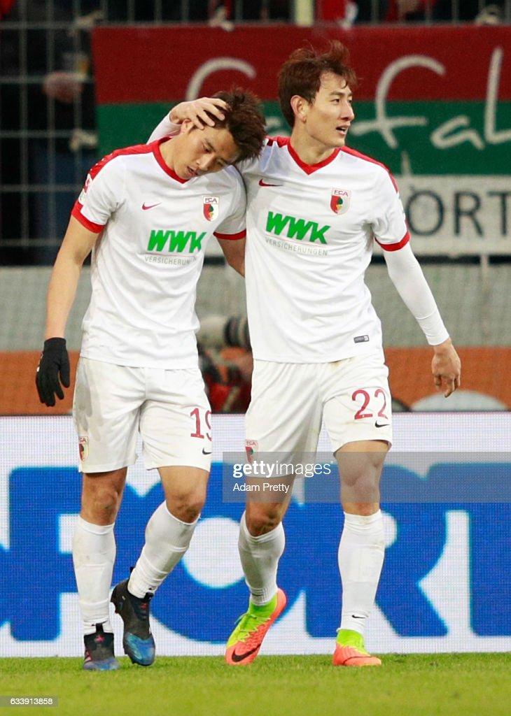 FC Augsburg v Werder Bremen - Bundesliga