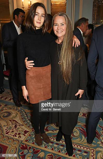 Koo Stark and daughter Tatiana Walker attend the Sean Edwards Foundation cocktail celebration to announce the 4th Annual Sean Edwards Memorial Bike...
