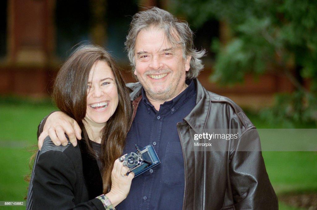 Koo Stark and David Bailey, 1997 : News Photo