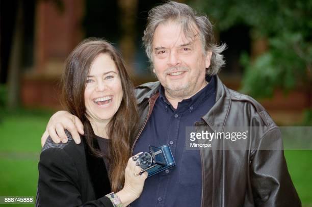 Koo Stark and David Bailey 25th September 1997