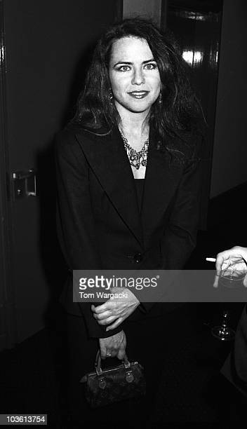 Koo Stark at BAFTA Previews on May 7 1988 in London England