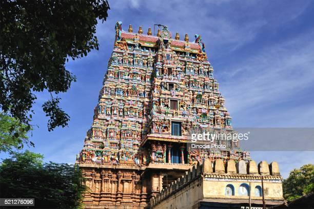 Koodal azhagar koil lord vishnu temple, Madurai, Tamil Nadu, India